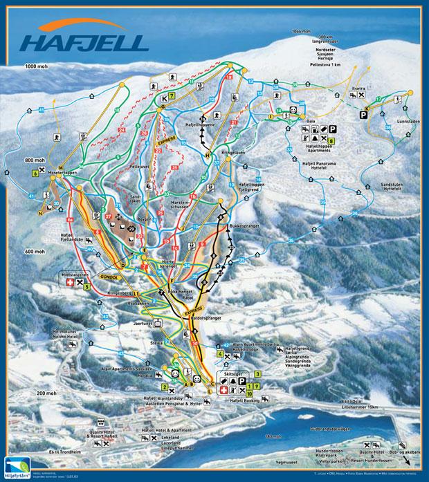 Lillehammer Resort Ski Holidays 2018 2019 Enjoy One Of Norway S Most Established Resorts