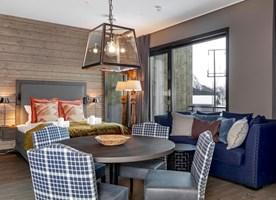Hemsedal Ski Lodge Studio Appartement