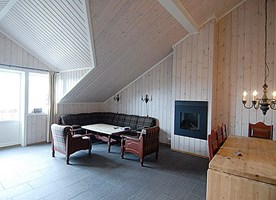 3 bedroom apartment with sauna