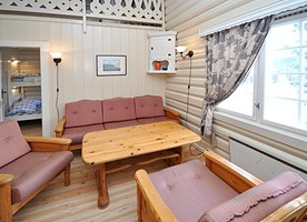 Larger 2 bedroom cabin