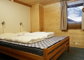 1 bedroom cabin