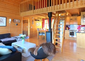 2 bedroom cabin with Loft