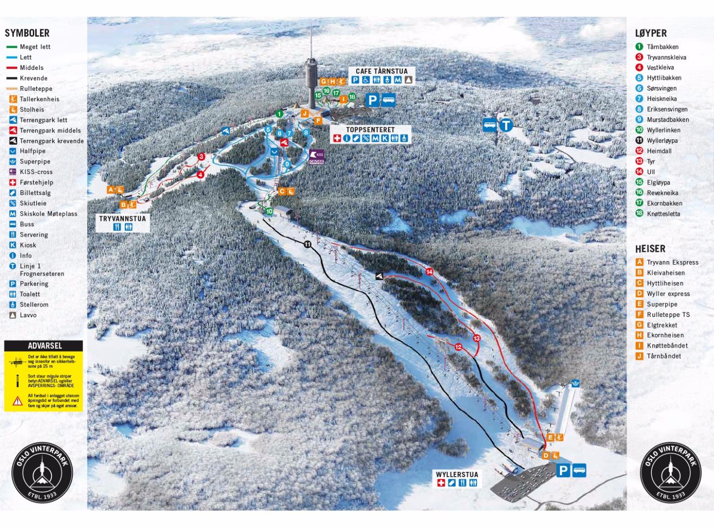park city piste map pdf
