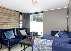 3 Bedroom Ski View Suite