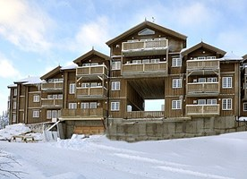 Trysil Ski View Apartments