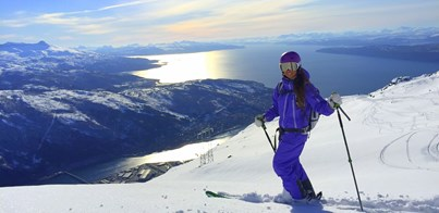 SKIING HOLIDAY IN THE NORWEGIAN FJORDS NARVIK