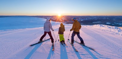 CHRISTMAS SKIING HOLIDAY IN NORWAY 2020